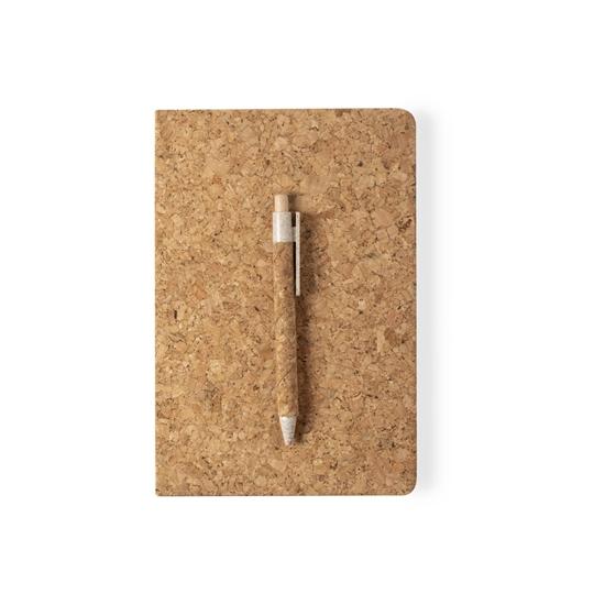 Set notebook and pen Sefer